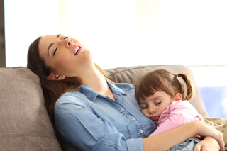 Balancing chronic autoimmune illness with raising children